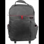 Promate 'trolleyPak-1'Premium Multi-purpose Portable Trolley Bag for Laptops upto 15.6'