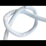 Vivolink VLSC102500W cable organizer Cable sock White