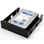 "CoreParts MS52535252 storage drive enclosure HDD/SSD enclosure Black 2.5/3.5"""