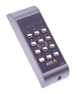 Axis A4011-E Basic access control reader Black, Grey