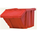 FSMISC RECYCLE STORAGE BIN/ LID RED 369045045