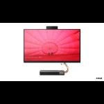 """Lenovo IdeaCentre A540 60.5 cm (23.8"""") 1920 x 1080 pixels AMD Ryzen 5 8 GB DDR4-SDRAM 1000 GB HDD Wi-Fi 5 (802.11ac) Black All-in-One PC Windows 10 Home"""
