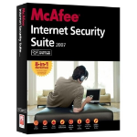 McAfee Internet Security Suite 2007 (EN) 3 users 3user(s) English