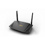 ASUS RT-AX56U wireless router Gigabit Ethernet Dual-band (2.4 GHz / 5 GHz) Black