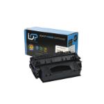 Click, Save & Print Remanufactured HP Q7553X Black Toner Cartridge