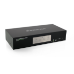 iogear GCS1424TAA3 KVM switch Black,Silver