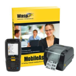Wasp MobileAsset Professional bar coding software