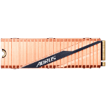 Gigabyte AORUS NVMe Gen4 internal solid state drive M.2 2000 GB 3D TLC