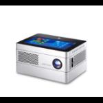 Aiptek 430065 data projector 400 ANSI lumens DLP 720p (1280x720) Silver