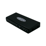 Origin Storage notebook dock/port replicator USB 3.0 (3.1 Gen 1) Type-B Black w/ EU Cable EQV to Targus ACP71EUZA