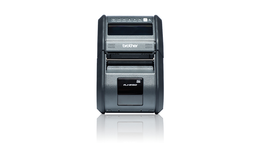Brother RJ-3150 Direct thermal Mobile printer 203 x 200DPI POS printer
