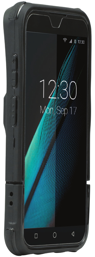 "Mobilis Protech Pack funda para teléfono móvil 13,8 cm (5.45"") Negro"