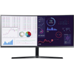 "Samsung LC34H890WJU LED display 86.4 cm (34"") 3440 x 1440 pixels Ultra-Wide Quad HD Curved Black"