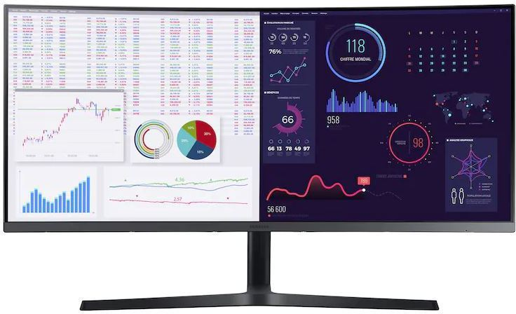 Curved Monitor - C34h890 - 34in - 3440x1440