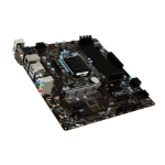MSI B250M PRO-VDH Intel B250 LGA 1151 (Socket H4) microATX motherboard