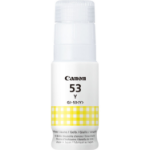 Canon 4690C001 (GI-53 Y) Ink bottle yellow, 3K pages, 60ml