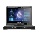 Getac V110 G2 2.4GHz i7-5500U Black Hybrid (2-in-1)