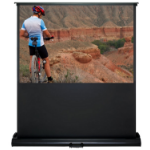 "Sapphire SEFL203-V 100"" 4:3 Black projection screen"