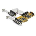 StarTech.com PEX8S1050LP interface cards/adapter Serial Internal