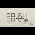 SY Electronics SY-KP4NVE-EW matrix switch accessory