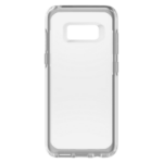 OtterBox Symmetry Clear mobile phone case 14,7 cm (5.8 Zoll) Deckel Transparent