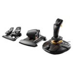 Thrustmaster T.16000M FCS Flight Pack Joystick Mac,PC Black