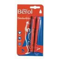 Berol HANDWRITING PK2 BLISTER CARDED BL