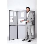 Bi-Office 6 Panel Showboard Exhibition System DD