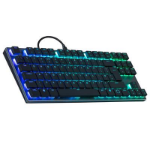 Cooler Master SK630 USB RGB LED Compact Gaming Keyboard with Mechanical Cherry MX RGB Low Profile Switches