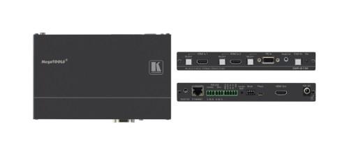Kramer Electronics DIP-31 AV extender AV transmitter Black