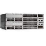 Cisco Catalyst C9300-48P-E network switch Managed L2/L3 Gigabit Ethernet (10/100/1000) Grey Power over Ethernet (PoE)