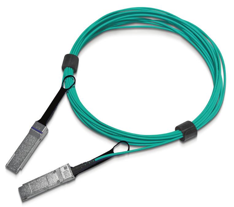 Mellanox Technologies MFS1S00 cable infiniBanc 15 m QSFP56