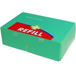 Wallace BS8599-1 Large Green Box First Aid Kit Refill Ref 1036186