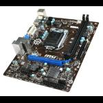 MSI H81M-P33 Intel H81 LGA 1150 (Socket H3) Micro ATX motherboard