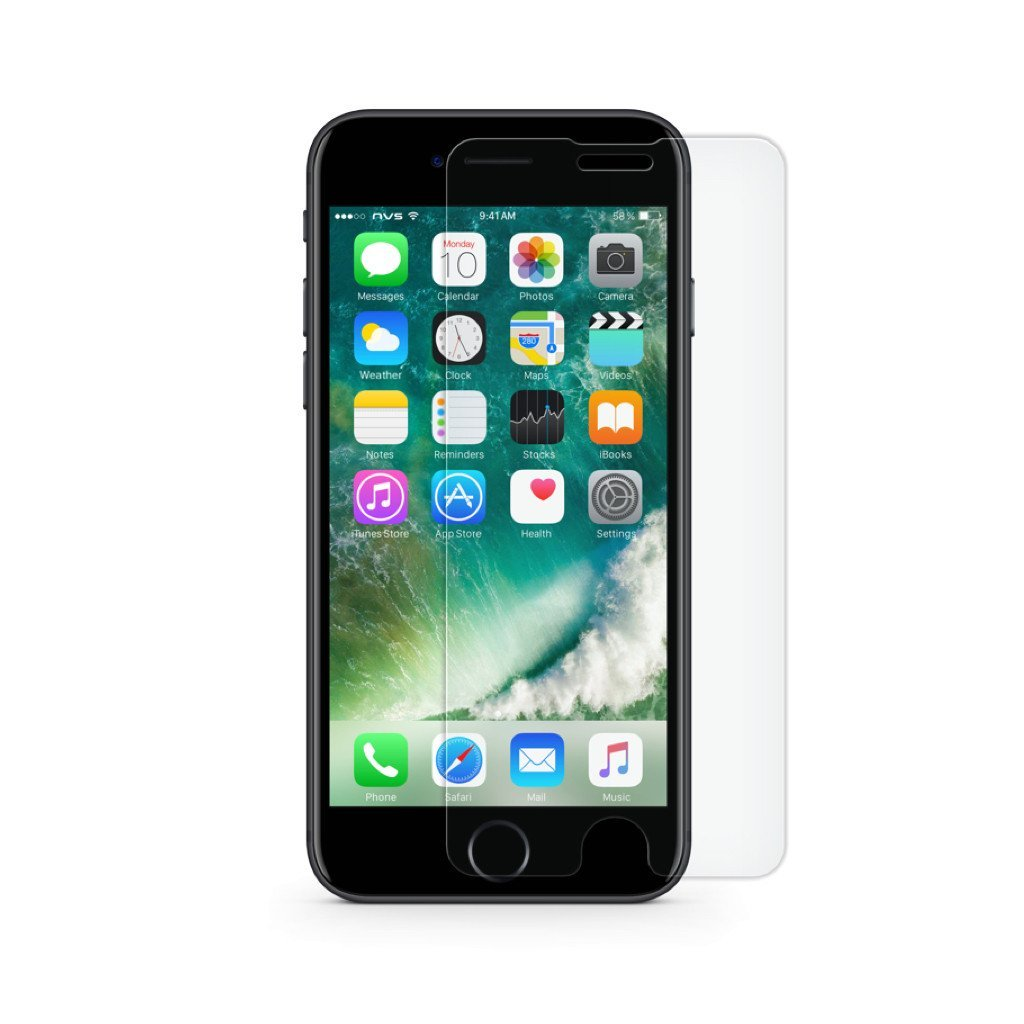 NVS Atom Glass for iPhone 8/7/6s 0.33 mm 2.5D glass