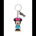 Disney Minnie Mouse Rubber Keychain Multicolour