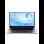 "Huawei MateBook D 15 AMD D 15.6 8GB+512GB - Grey Notebook 39.6 cm (15.6"") 1920 x 1080 pixels AMD Ryzen 7 DDR4-SDRAM SSD Wi-Fi 5 (802.11ac) Windows 10"