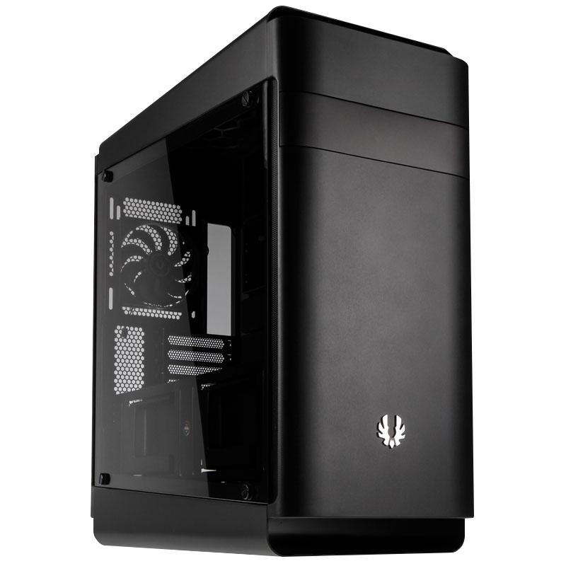 BitFenix Shogun WINDOW BLK computer case Midi-Tower Black