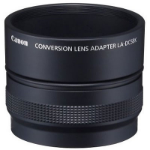 Canon LADC58K camera lens adapter