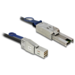 DeLOCK 83735 3m Serial Attached SCSI (SAS) cable