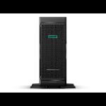 Hewlett Packard Enterprise ProLiant ML350 Gen10 server 2.1 GHz 16 GB Tower (4U) Intel Xeon Silver 500 W DDR4-SDRAM