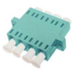 AddOn Networks ADD-ADPT-LCFLCF3-MQ fibre optic adapter LC Green,White