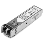 StarTech.com HPE J4858C Compatible SFP Module - 1000BASE-SX - 1GbE Multi Mode Fiber Optic Transceiver - 1GE Gigabit Ethernet SFP - LC 550m - 850nm - DDM HPE 1400, 1700, 1820