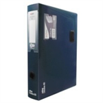 Snopake DocBox - Dark Blue, 60mm capacity A4