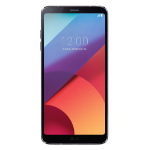 "LG G6 5.7"" Single SIM 4G 4GB 32GB 3300mAh Black"