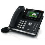 Yealink T46GN SFB Wired handset LCD Black