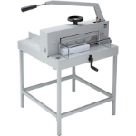 IDEAL 4705 MANUAL GUILLOTINE + STAND