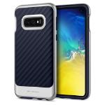Spigen Neo Hybrid mobiele telefoon behuizingen Hoes Blauw, Zilver