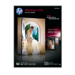 HP Premium Plus glanzend fotopapier, 20 vel, 13 x 18 cm