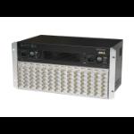 Axis Q7920 network equipment chassis 5U Black, Grey